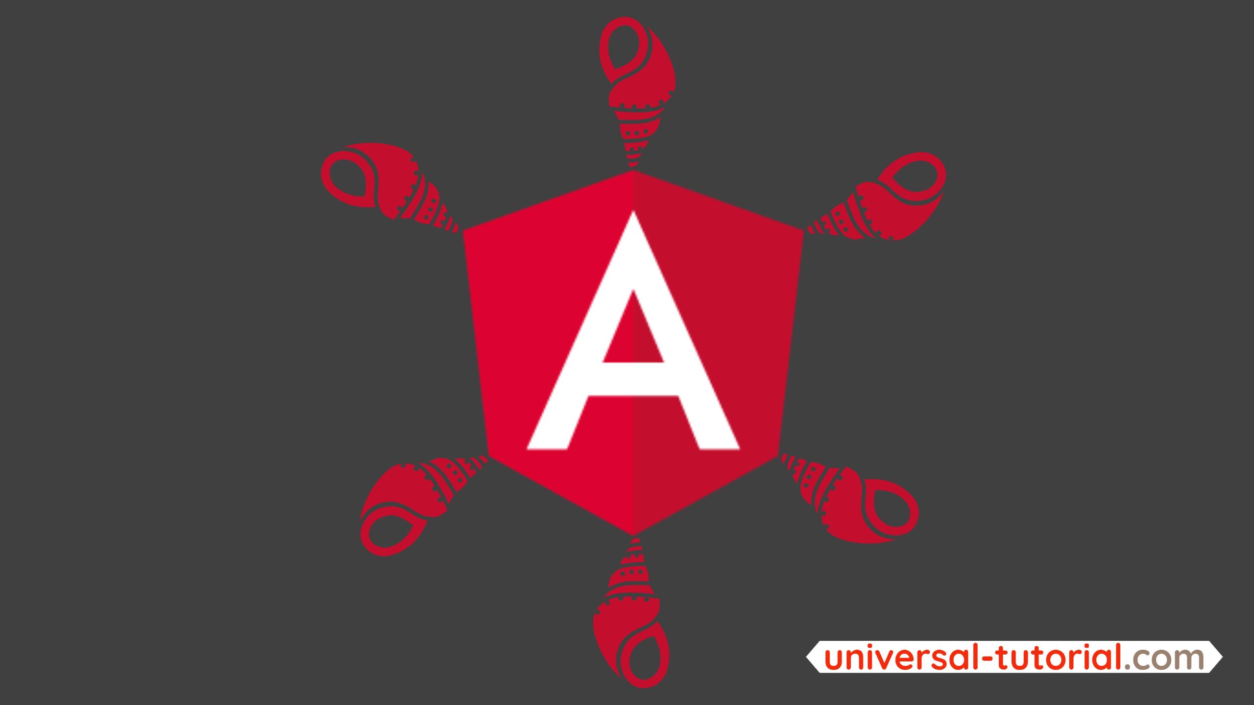 Angular App Shell